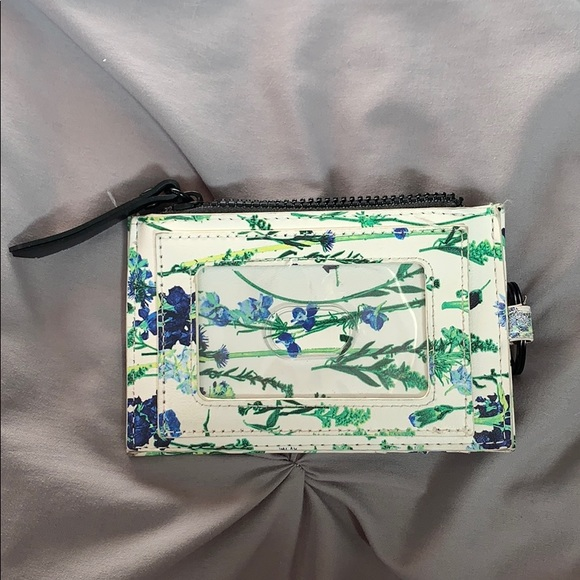 Target Handbags - Target Small Floral Wallet / ID and Card Holder